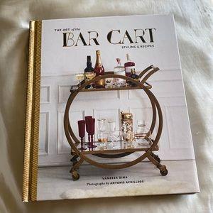 Art of Bar Cart Styling & Recipes | Vanessa Dina